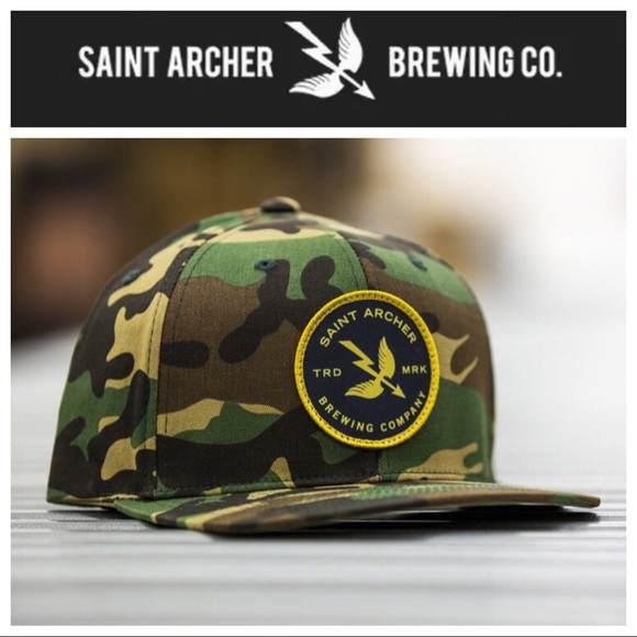 9c791014c ✨Saint Archer Brewing Company Snapback NWT
